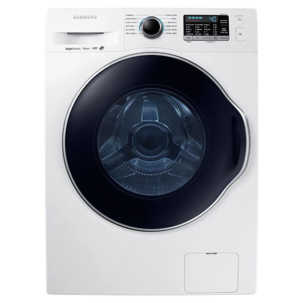 WW6800 2.2 cu. ft. Front Load Washer with Super Speed (White)
