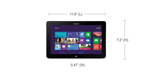 Samsung XE700T1C-A01US Tablet Windows 8 Driver Download