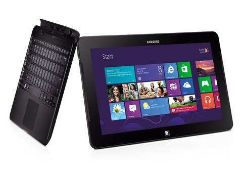 Samsung Ativ Smart PC, Spesifikasi Intel Atom Windows 8
