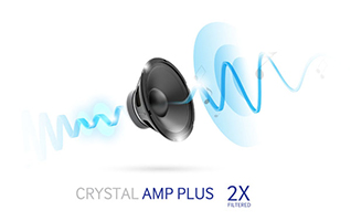 Crystal Amp Plus