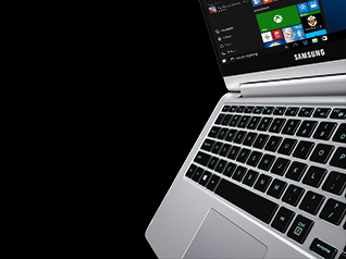 2in 1 laptop: Notebook 7 Spin