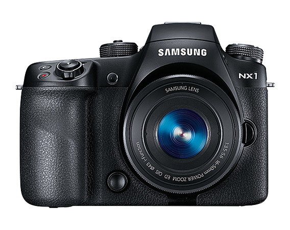 NX1 28.2 MP Smart 4K Camera with 16-50mm Power Zoom Lens