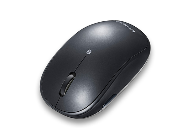S Action Bluetooth Mouse - Black