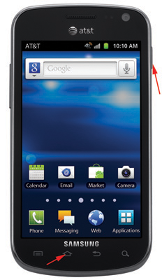 How To Take Samsung Galaxy S3 Screen Shot Capture Print Screen